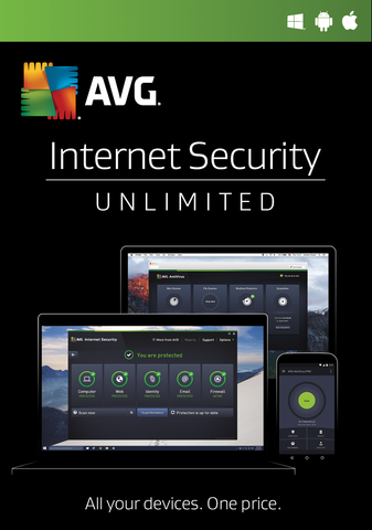 AVG Performance 2015 Unlimited Devices/1 Year | AVG