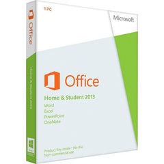 Microsoft Office Home and Student 2013 Retail Box - TechSupplyShop.com - 1
