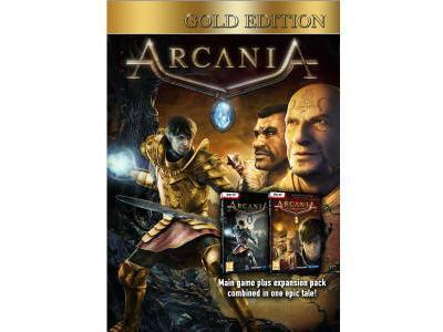 Nordic Games Gmbh Arcania Gold Edition Esd - TechSupplyShop.com