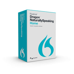 Nuance Dragon NaturallySpeaking Home 13.0 - Instant License - TechSupplyShop.com