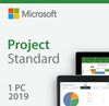 Microsoft Project Standard 2019 Retail Box