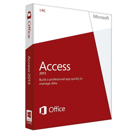 Microsoft Access 2013 Download - TechSupplyShop.com - 1