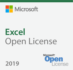 Microsoft Excel 2019 Open License