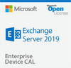 Microsoft Exchange Server 2019 Enterprise Device CAL - Open License