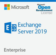 Microsoft Exchange Server 2019 Enterprise - Open Government