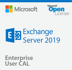 Microsoft Exchange Server 2019 Enterprise User CAL - Open License