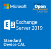 Microsoft Exchange Server 2019 Standard Device CAL - Open Government
