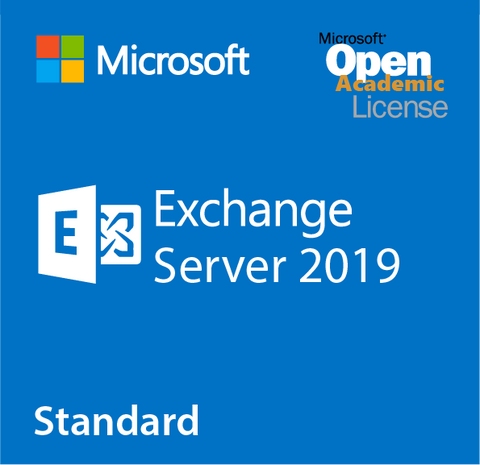 Microsoft Exchange Server 2019 Standard Open Academic | Microsoft
