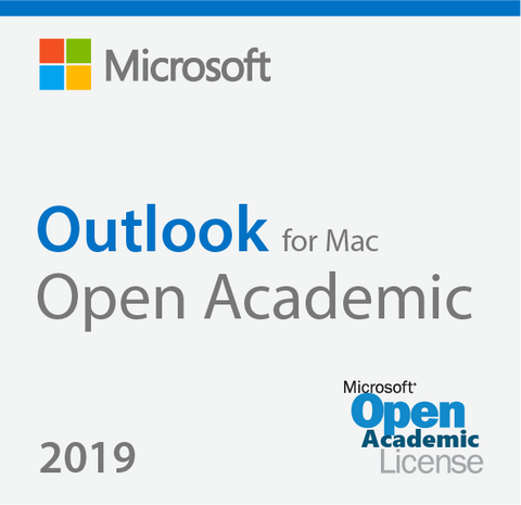 Microsoft Outlook 2019 For Mac Open Academic | Microsoft