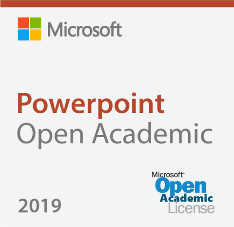 Microsoft Powerpoint 2019 - Open Academic