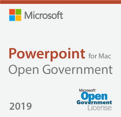 Microsoft Powerpoint 2019 For Mac Open Government