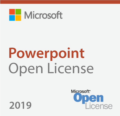 Microsoft Powerpoint 2019 For Mac Open License | Microsoft