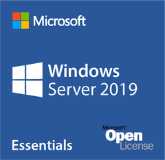Microsoft Windows Server 2019 Essentials - Open License