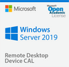Microsoft Windows Server 2019 Remote Desktop Device CAL - Open Academic