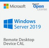 Microsoft Windows Server 2019 Remote Desktop Device CAL License