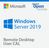 Microsoft Windows Server 2019 Remote Desktop User CAL License