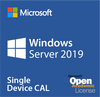Microsoft Windows Server 2019 Single Device Cal - Open Academic