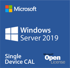 Microsoft Windows Server 2019 Single Device Cal - Open License