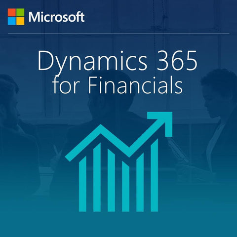 Microsoft Corporation Dynamics 365 for Financials, Business Edition from SA for NAV/GP Full, NAV Ltd, or SL AM/BE/Std/Pro - Gov | Microsoft