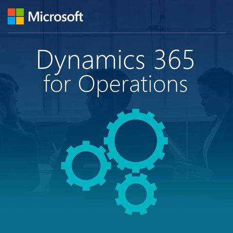 Microsoft Dynamics 365 for Operations, Enterprise Edition - GOV | Microsoft
