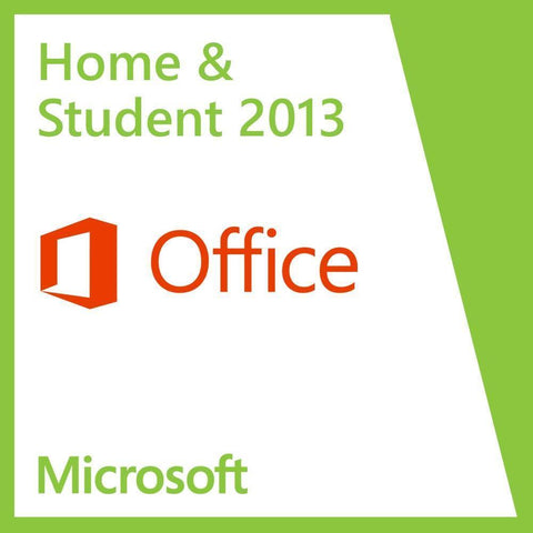 Microsoft Office 2013 Home and Student Retail Box for GSA #4 | Microsoft
