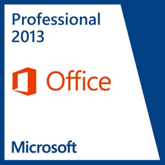 Microsoft Office Professional 2013 License - TechSupplyShop.com - 2