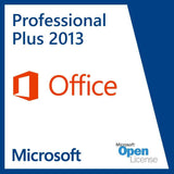 Microsoft Office Professional Plus 2013 - License OLP - TechSupplyShop.com - 1