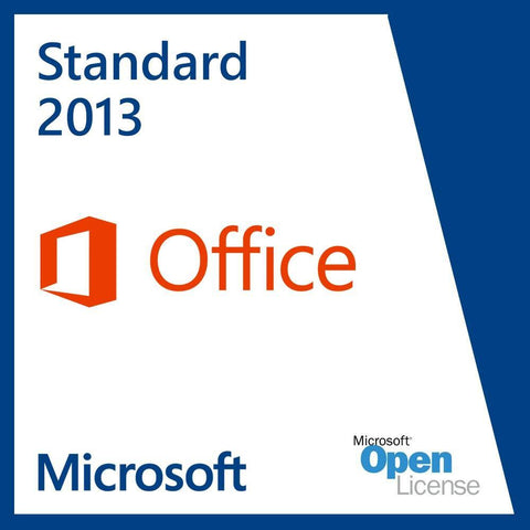 Microsoft Office Standard 2013 - OLP - TechSupplyShop.com - 1