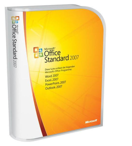 Microsoft Office Standard 2007- PC License - TechSupplyShop.com - 1