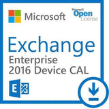 Microsoft Exchange Server Enterprise 2016 - Device Cal - Open Government | Microsoft