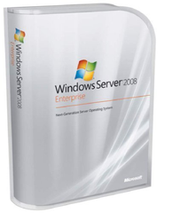 Microsoft Windows Server 2008 R2 Enterprise with SP1 - 10 CALs, 1 server (1-8 CPU) - TechSupplyShop.com