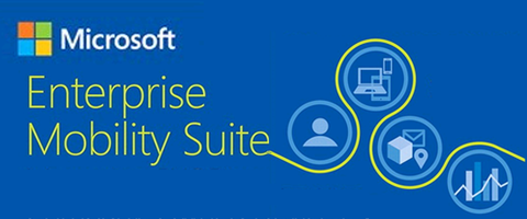 Microsoft Enterprise Mobility Suite Monthly - TechSupplyShop.com