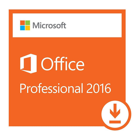 Microsoft Office Professional 2016 Open Business License | Microsoft