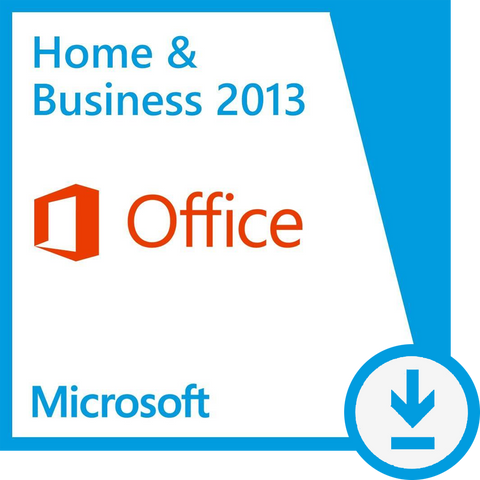 Microsoft Office 2013 Home and Business Retail Box for GSA #3 | Microsoft