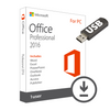 Microsoft Office Professional 2016 Download + USB Installation Media