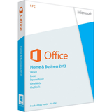 Microsoft Office 2013 Home and Business Retail Box - TechSupplyShop.com - 1