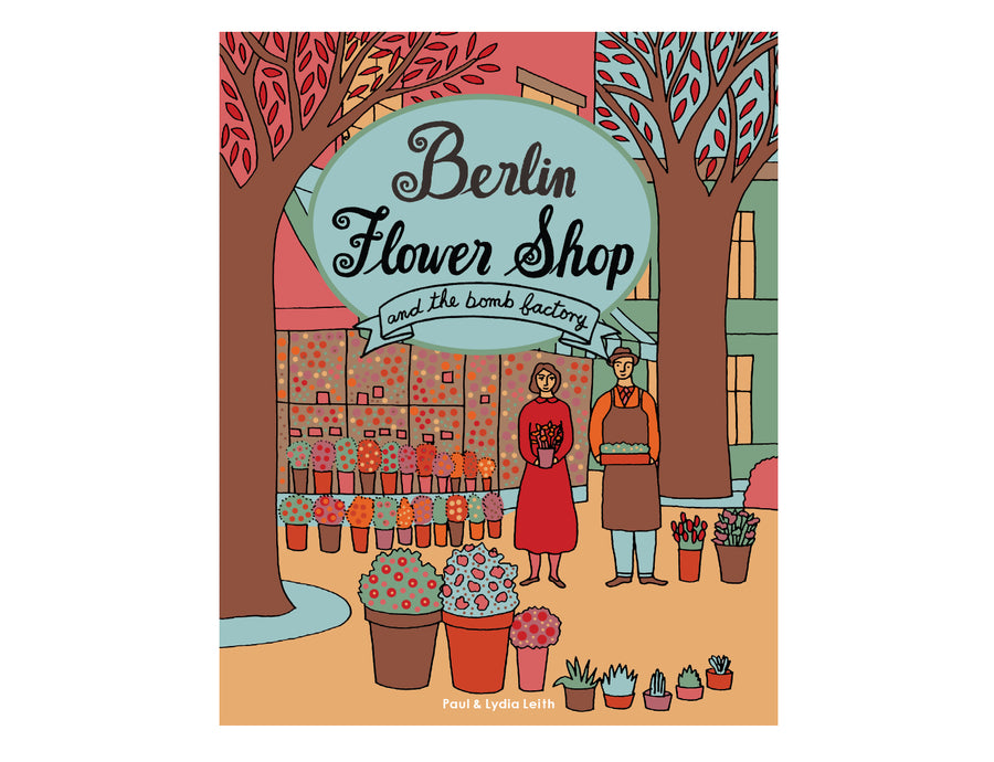 Berlin Flower Shop Paul Leith