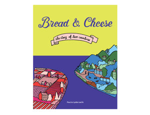 Bread and Cheese Story Book