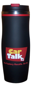 Car Talk Recall Travel Mug