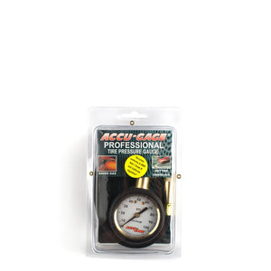 Car Talk Analog Dial Tire Gauge