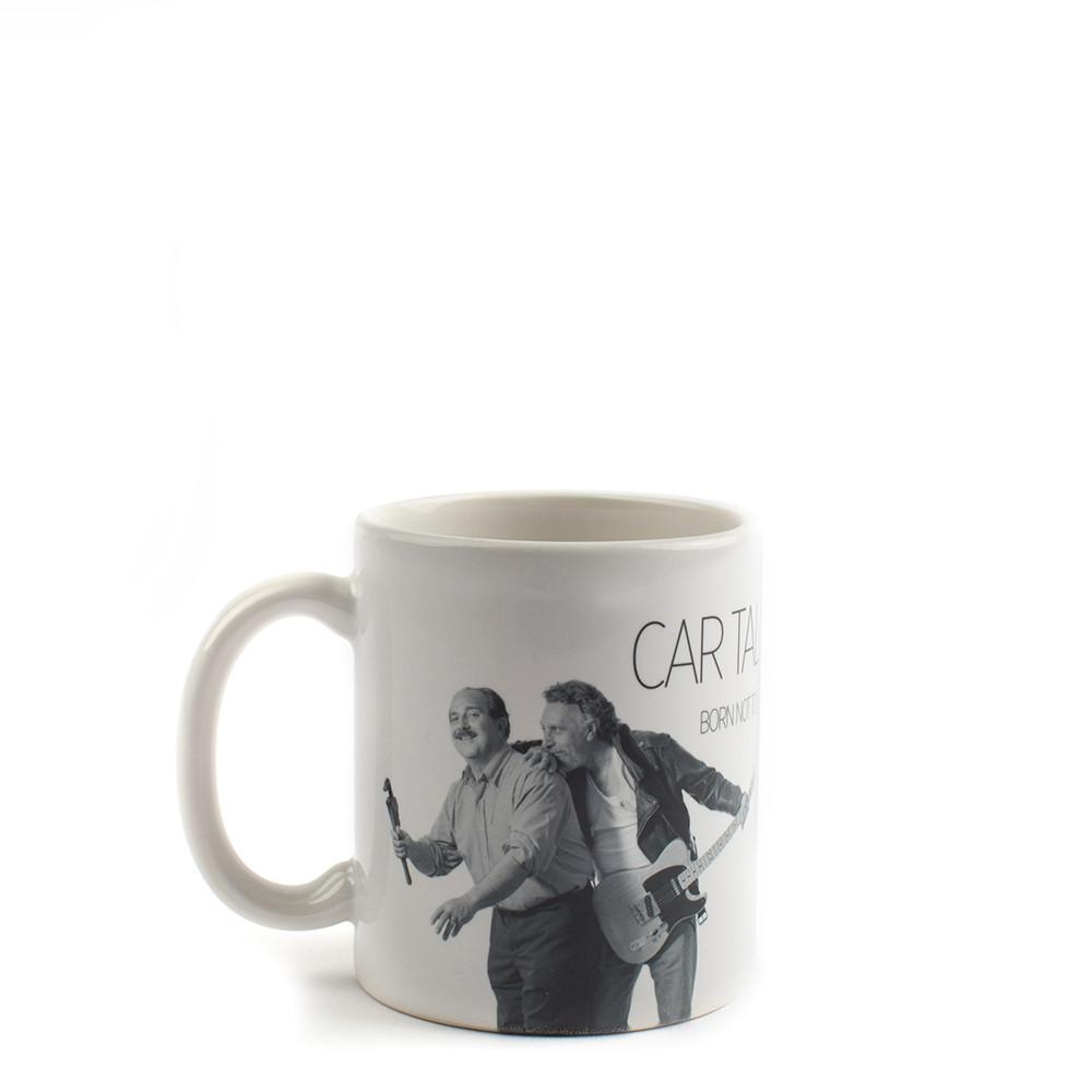 Car Talk Born Not To Run Mug