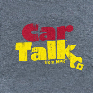 Car Talk Distressed Wrench Logo T-Shirt