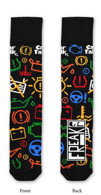 Car Talk Socks