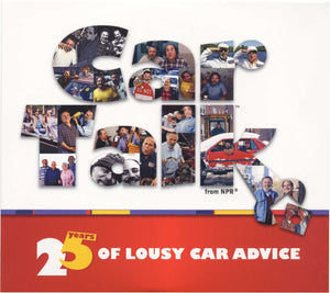 Car Talk 25th Anniversary 2-CD Set