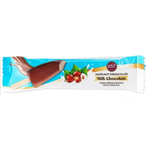 Elit Strawberry Fruit Filled Candy 400GR (Bag)