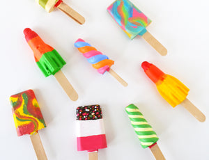 Creative Workshop Summer Holiday Ice Lolly
