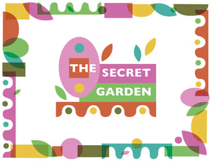 Secret Garden Logo Branding Design