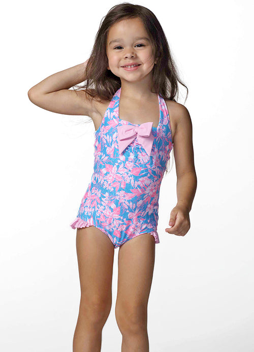 TROPICAL MINI BELIZE ONE PIECE