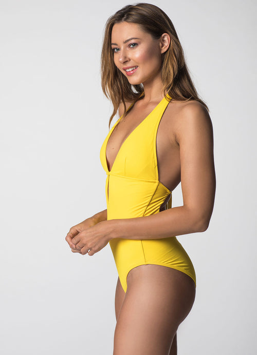 GOLD MARBELLA ONE PIECE