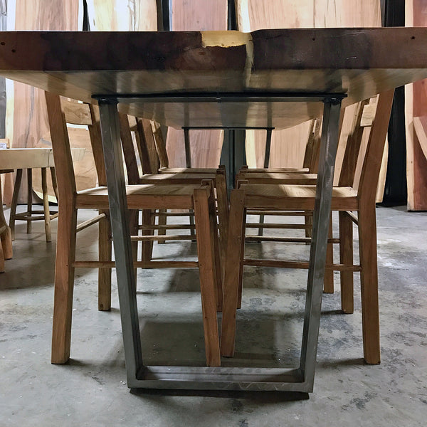 Steel Table Legs, VALLEY Style - Impact Imports